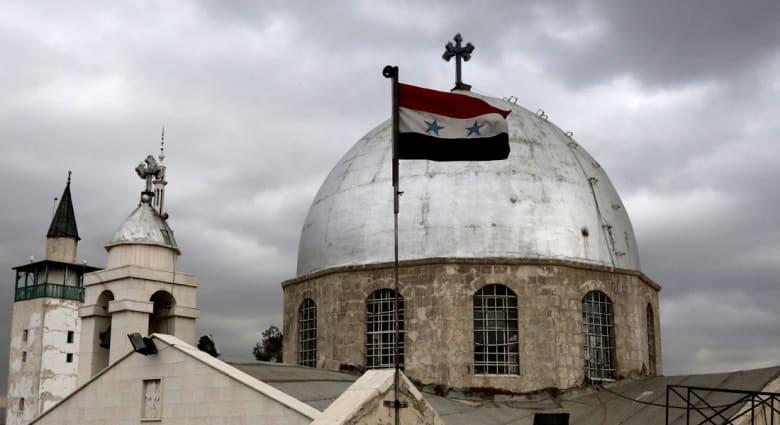 """جورج فهمي يكتب عن موقف المسيحيين من الثورة السورية ومقولة """"دعمهم"""" للأسد"""