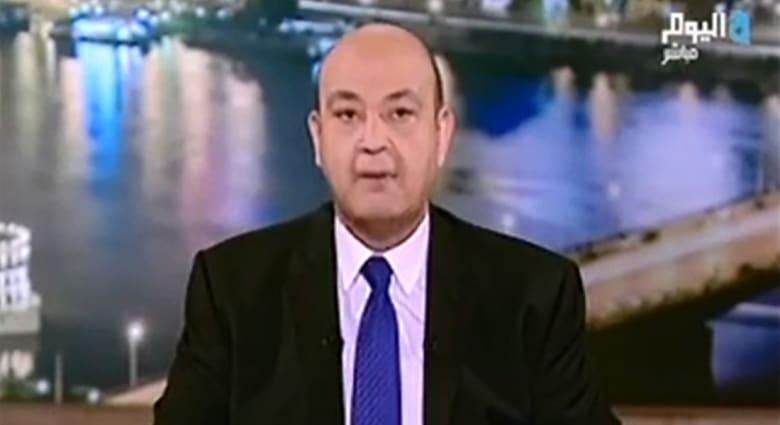 """بالفيديو.. عمرو أديب: أكبر مسيرة للإخوان بـ""""تحرير سيناء"""" صمدت 10 دقائق.. ويد رئيس قسم الهرم تلف بالحرير"""
