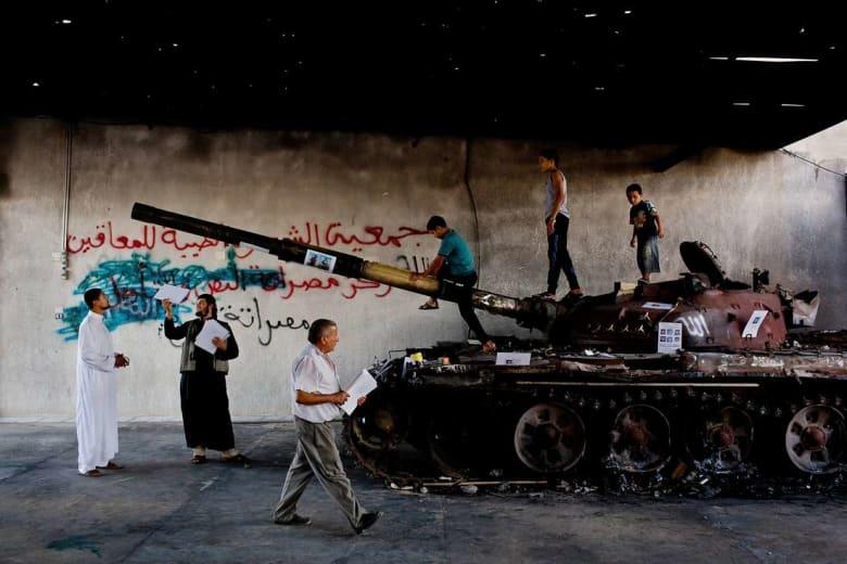 """حكومة الوفاق الليبية تبدأ استعداداتها لخوض معركة """"تحرير سرت واجتثات داعش"""""""