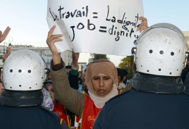 تقرير رسمي: الاقتصاد المغربي فقد 13 ألف منصب عمل ونسبة العاطلين ارتفعت