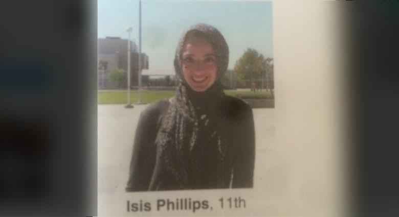 """""""خطأ مطبعي"""" بالكتاب السنوي لإحدى المدارس بأمريكا يحول اسم فتاة مسلمة إلى """"Isis"""""""
