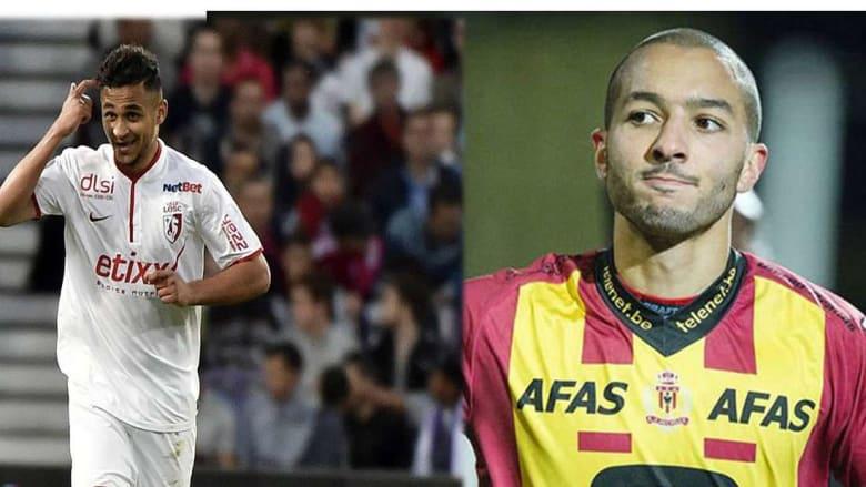 الجزائري هني والمغربي بوفال أفضل لاعبين إفريقيين في الدوريين البلجيكي والفرنسي