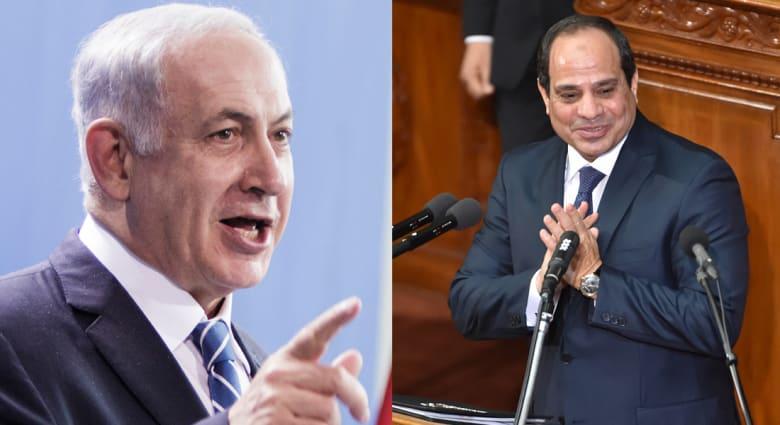 """نتنياهو يرحب بتصريحات السيسي عن سلام """"أكثر دفئا"""".. وينفي علاقتها بـ""""المعسكر الصهيوني"""""""