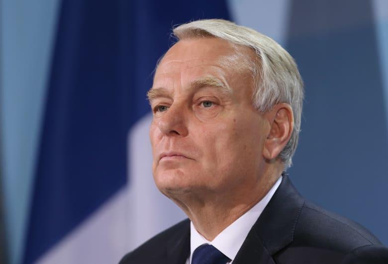 """وزير الخارجية الفرنسي يؤكد: لا دلالات إطلاقا حول أسباب اختفاء رحلة مصر للطيران """"MS804"""""""