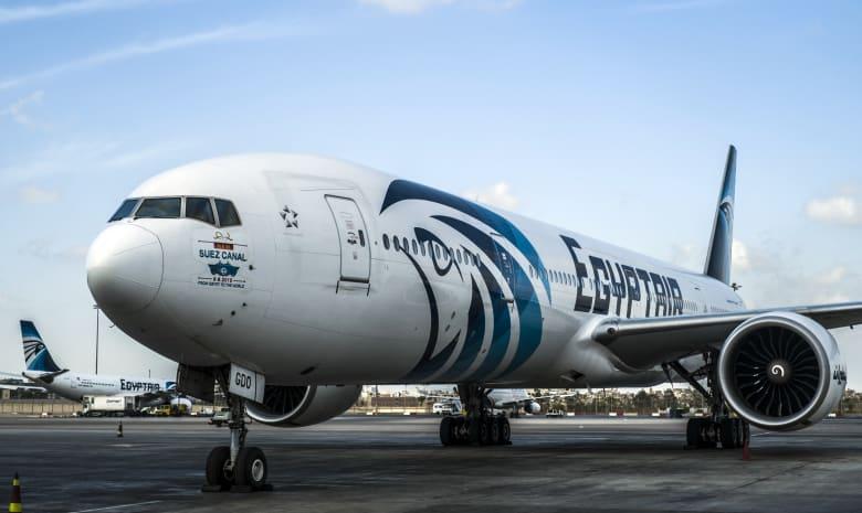 """هيئة الطيران الفرنسية لـCNN: نؤكد رصد دخان داخل طائرة مصر للطيران """"MS804"""""""