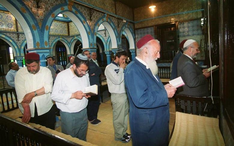 رئيس الطائفة اليهودية بتونس لشبكتنا: بلادنا أكثر أمانًا من إسرائيل