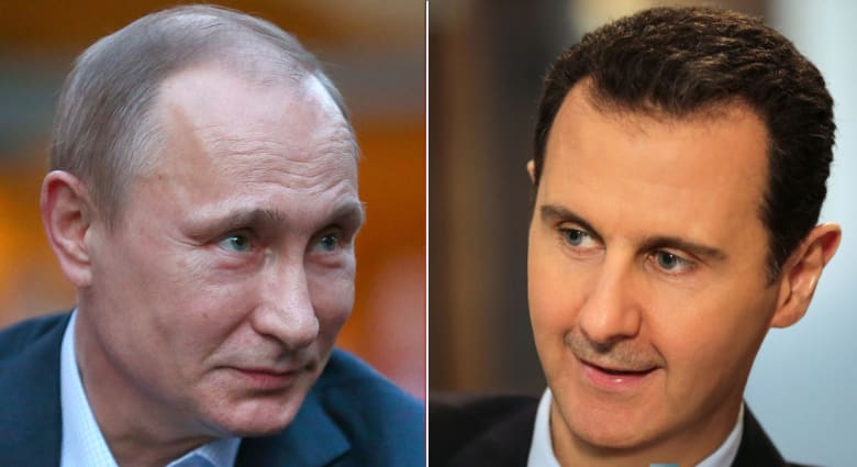 """هل هاجم """"داعش"""" قاعدة عسكرية روسية في سوريا؟ وهل تدفع موسكو ثمن دعم الأسد؟"""