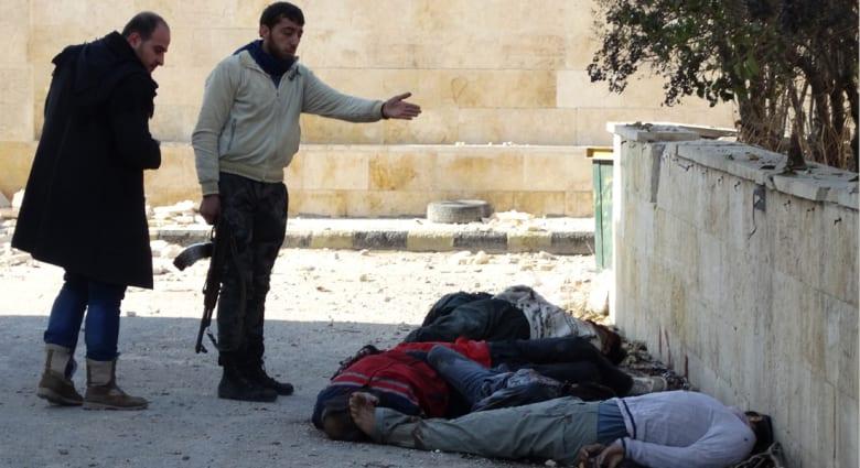 """المرصد السوري: داعش أعدم 81 شخصا في سوريا خلال مايو.. وارتفاع العدد إلى 4225 في عهد """"دولة الخلافة"""""""