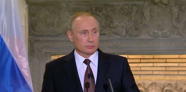 """بوتين يتوعد بـ""""الانتقام"""" من نشر الصواريخ الأمريكية بجوار روسيا"""