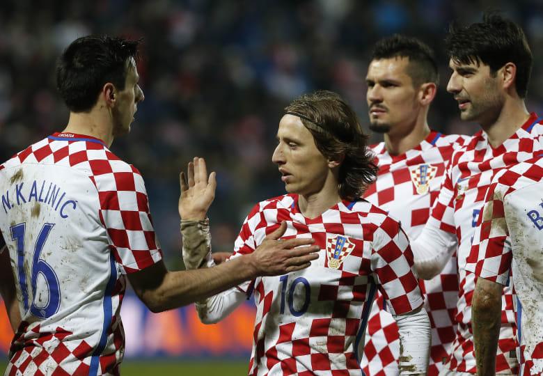 منتخبات اليورو: راكيتيتش ومودريتش يقودان كرواتيا نحو المجد