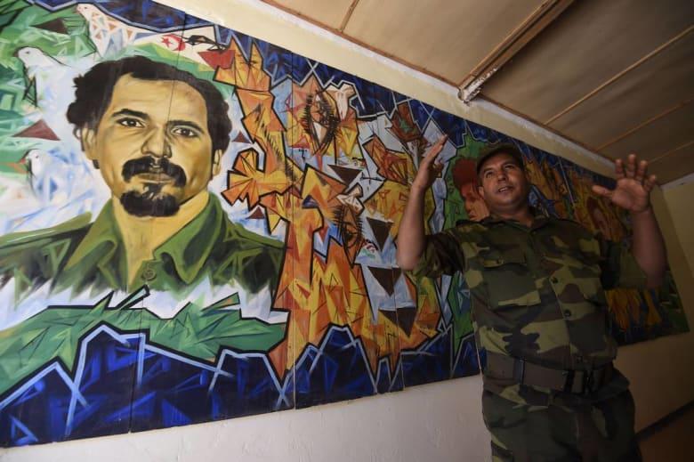 بوتفليقة يعلن الحداد ثمانية أيام حزنًا على رحيل زعيم البوليساريو