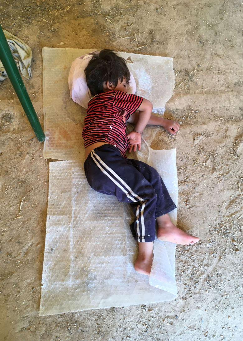 اليونيسيف: لا يزال هناك 20 ألف طفل على الأقل في الفلوجة ومخاوف حول تجنيد الأطفال القسري