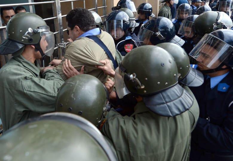 منظمة مغربية: الدولة سعت إلى احتكار مسار تطوير حقوق الإنسان من منظورها