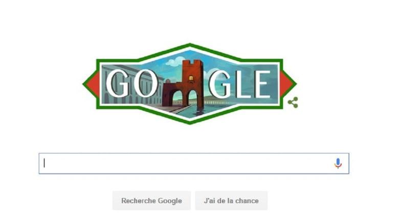 جوجل يثير غضبًا في الجزائر بسبب صورة الاستقلال عن فرنسا