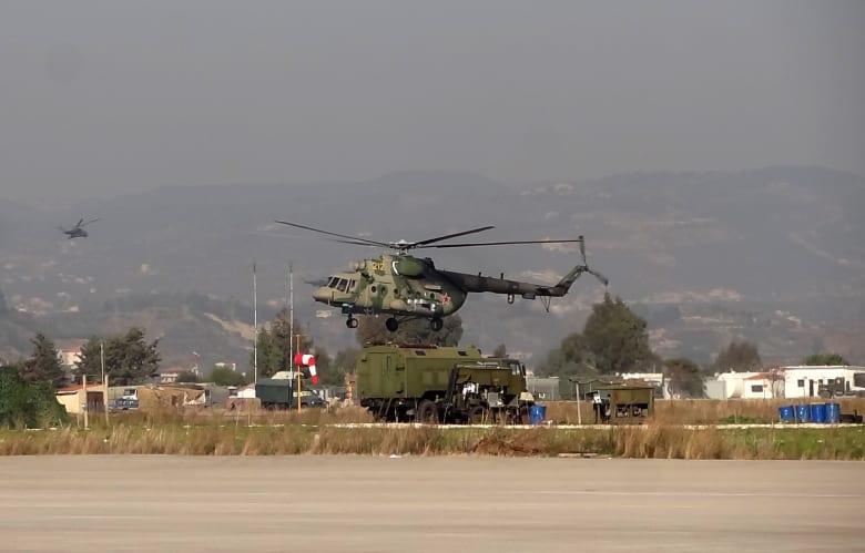"""الدفاع الروسية: مقتل طيارين روسيين إثر تحطم مروحية عسكرية أسقطها """"داعش"""" بسوريا"""