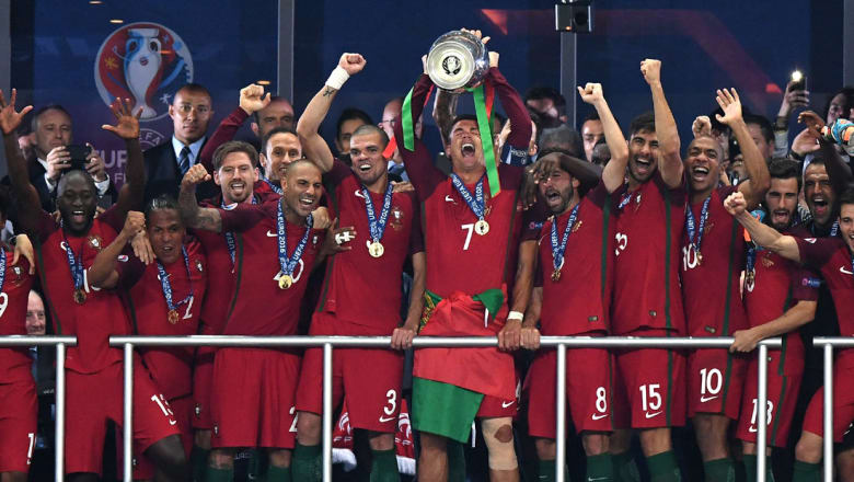 البرتغال بطلة يورو 2016