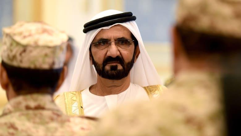 حاكم دبي ينشر قصيدة عن هجوم الحرم النبوي بعنوان فتنة الإرهاب