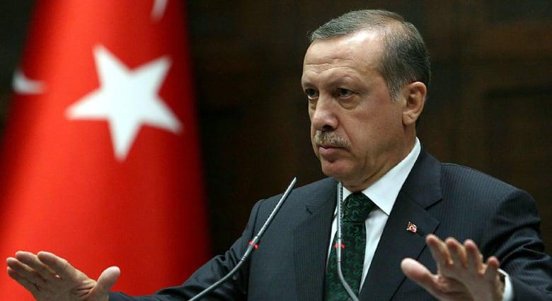 أردوغان: العديد من الإرهابيين يعيشون بألمانيا ويتلقون دعما كبيرا.. وقدما أكثر من 4 آلاف ملف لميركل