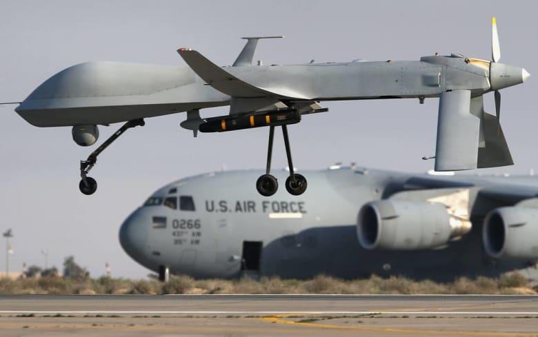 """بطلب من حكومة الوفاق.. الولايات المتحدة تبدأ توجيه ضربات جوية ضد """"داعش"""" في سرت"""