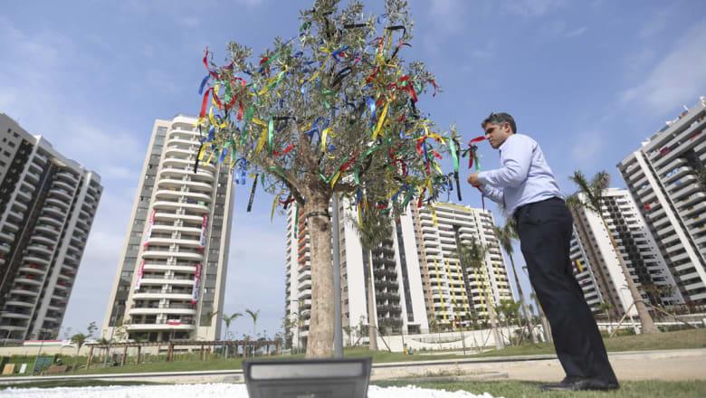 رسالة بيئية في افتتاح أولمبياد ريو
