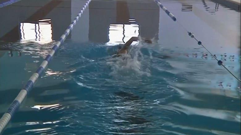هذه السباحة الفلسطينية ستعرض للعالم حبها للرياضة وشعبها في أولمبياد ريو