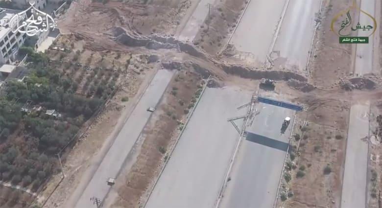 """""""فتح الشام"""" تنشر فيديو لصد محاولات اقتحام بحلب.. ودمشق: العمليات متواصلة"""