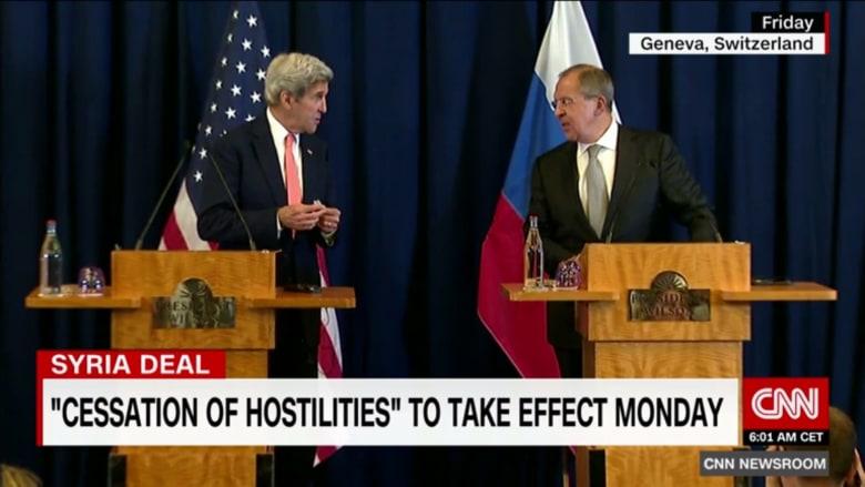 """ما هي أبرز تفاصيل النسخة الثانية من """"اتفاق وقف الأعمال العدائية في سوريا""""؟"""