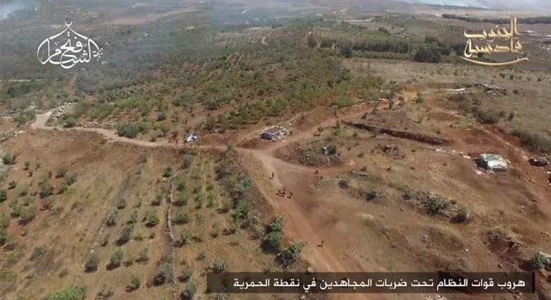 فتح الشام: نتقدم بالقنيطرة.. ومصدر سوري: يتكبدون خسائر