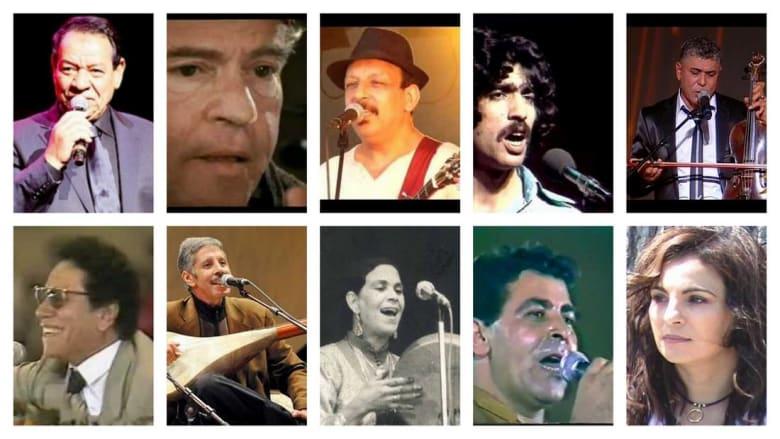 بين الماضي والحاضر.. تعرّف على عشرة مغنين يفتخر بهم المغاربة