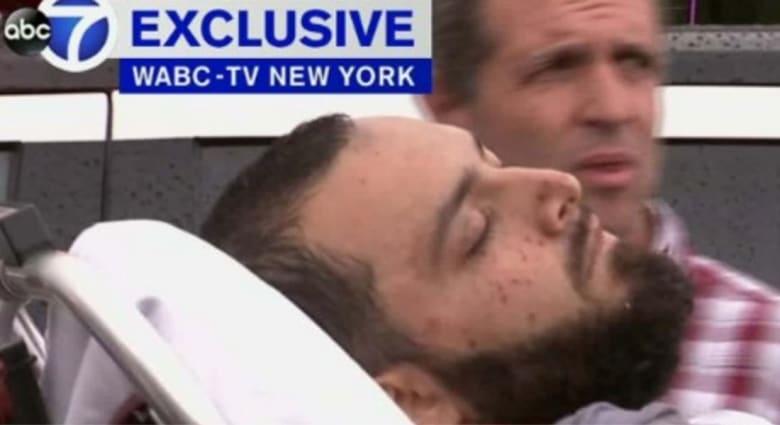 4 ساعات فقط للقبض على المشتبه به بتفجير مانهاتن بعد كشف صورته