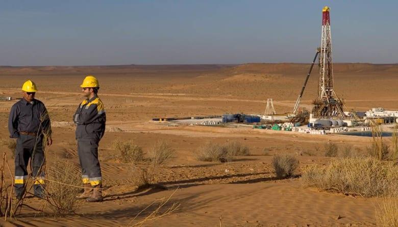 شركة إيطالية تعلن اكتشاف احتياطي من النفط والغاز بالصحراء التونسية