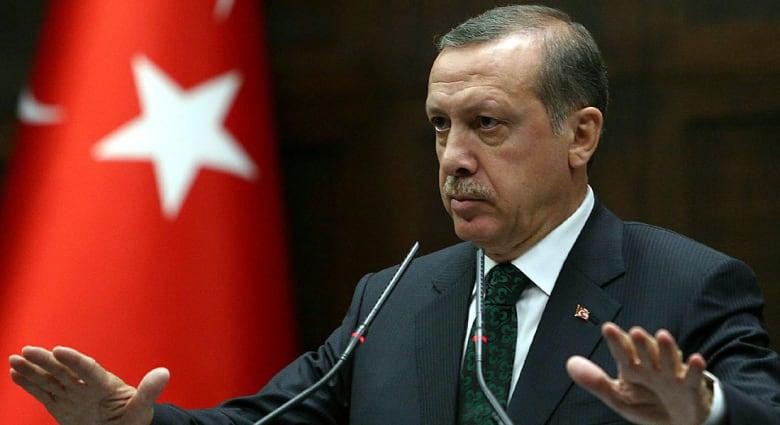 أردوغان: داعش بسوريا 10 آلاف فكيف لا يُهزم بتحالف 65 دولة؟