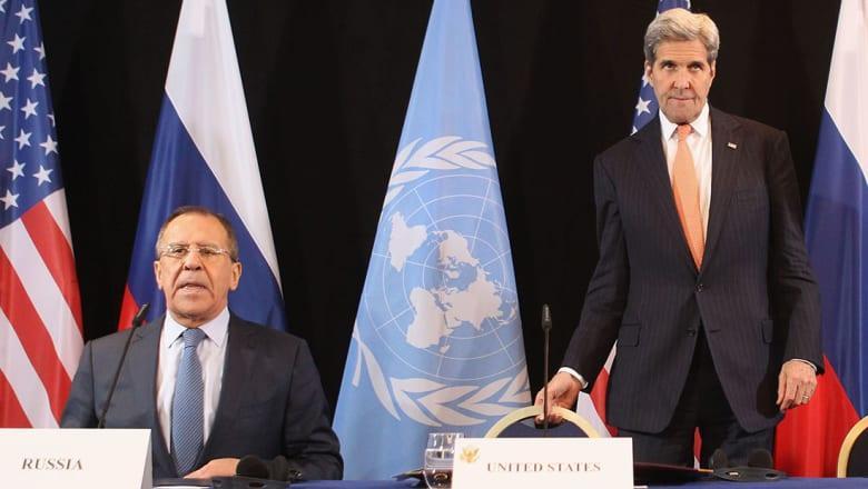 أمريكا تهدد روسيا بتعليق التعاون حول سوريا بسبب حلب