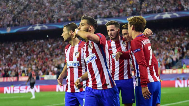 ليلة إسبانية بانتصارين لأتلتيكو وبرشلونة في الأبطال