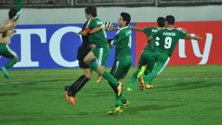 العراق يهزم إيران ويحقق لقب كأس آسيا للناشئين للمرة الأولى