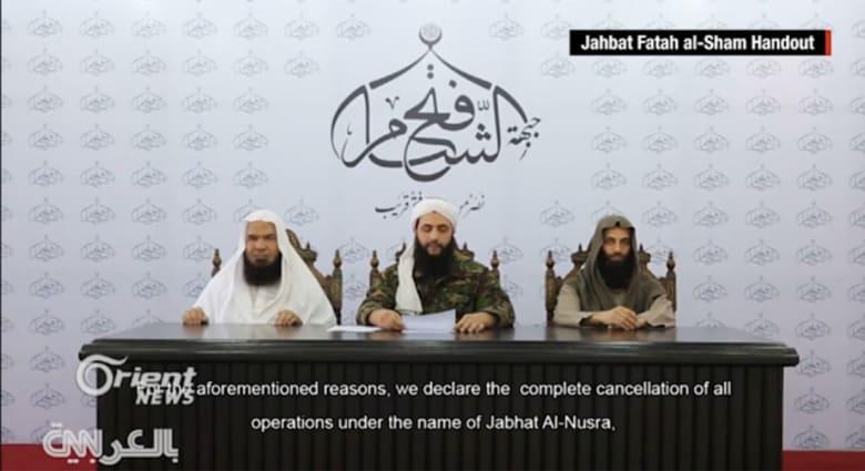 """فتح الشام تؤكد مقتل """"المصري"""" بغارة للتحالف بسوريا"""