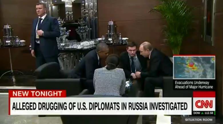 روسيا تنفي تخدير دبلوماسيين أمريكيين