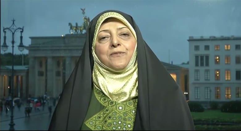 نائب روحاني لـCNN: إيران جزيرة من الاستقرار