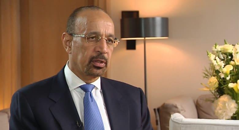 وزير النفط السعودي لـCNN: الوقت حان للقيام بأمر مختلف