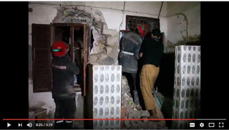 مصرع شخصين وإصابة 4 آخرين بسبب انفجار قنينة غاز في الدار البيضاء