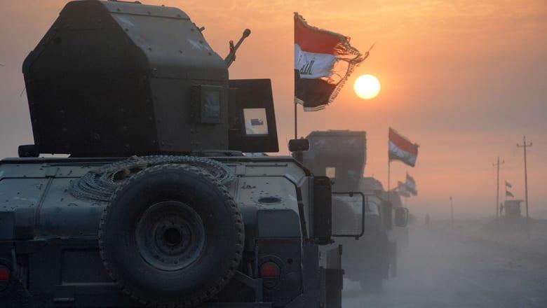 مصدر لـCNN: داعش يسمح لمقاتليه المصابين في الموصل بالرحيل إلى الرقة