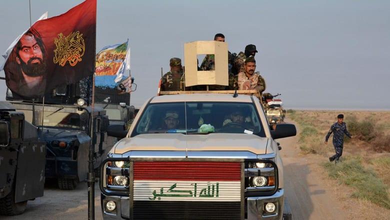 الحشد الشعبي: لن نخرق مبادئ حقوق الإنسان في الموصل