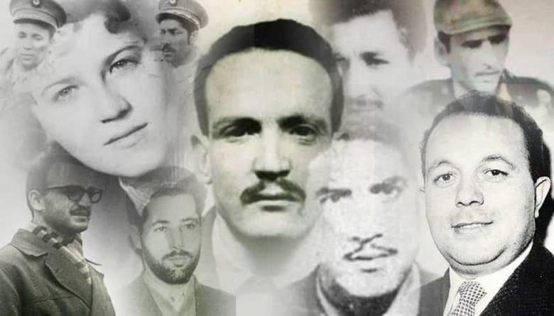 تعرّف على عشرة مُجاهدين خاضوا معركة استقلال الجزائر عن فرنسا