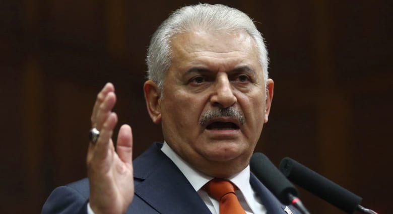 تركيا: طائراتنا تشارك بالموصل ولن نغض الطرف عن كربلاء جديدة أو خروج يزيد جديد