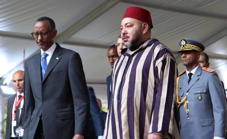 ملك المغرب في زيارة تاريخية لدول إفريقية على علاقة بالبوليساريو