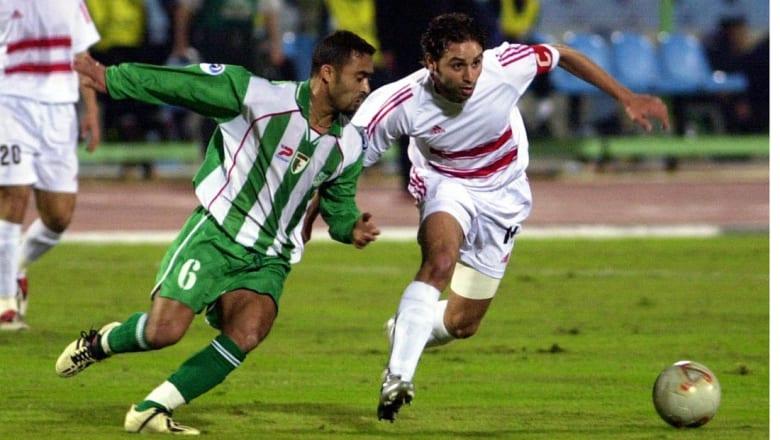 حازم إمام لـCNN: الدفاع طريق الزمالك للفوز بالنهائي في دوري أبطال أفريقيا