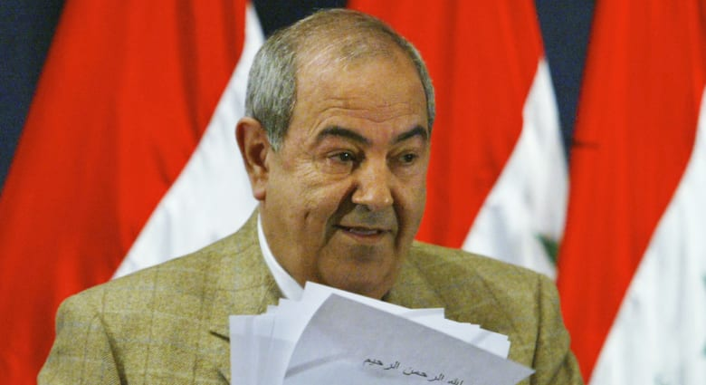اياد علاوي: 3 مشاكل بالموصل.. ونفوذ إيران منع تشكيل حكومة 2010