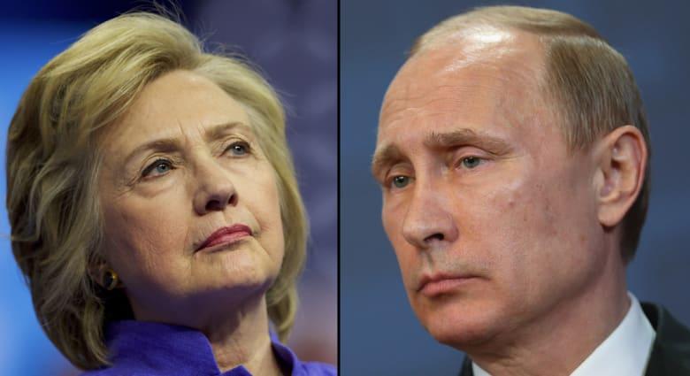 رأي: لماذا يخشى بوتين من رئاسة كلينتون؟
