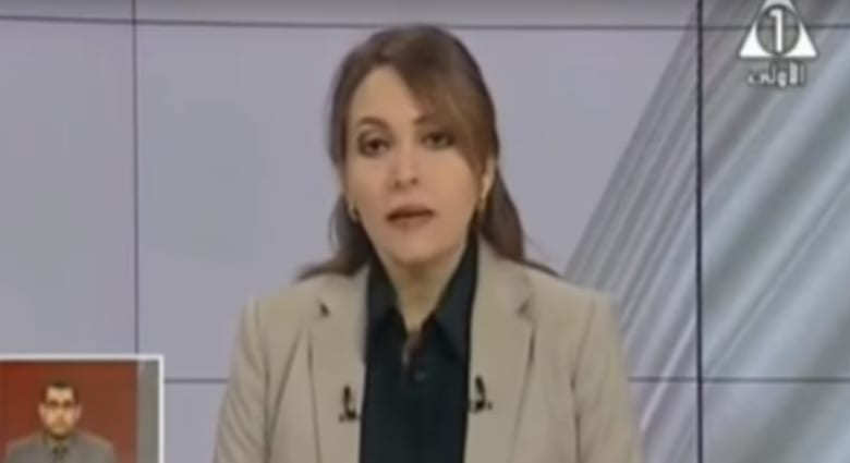 """إحالة مذيعة بالتلفزيون المصري للتحقيق بسبب وصفها مرسي بـ""""السيد الرئيس"""""""