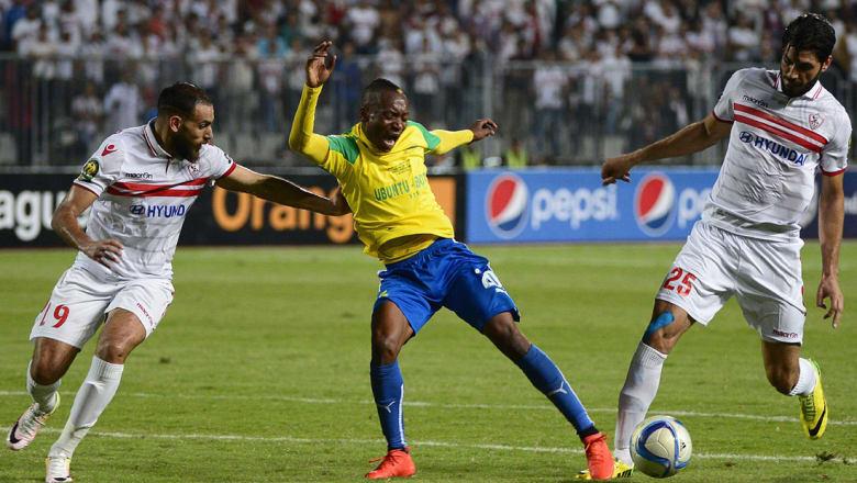 الزمالك يخسر لقب دوري أبطال أفريقيا رغم الفوز على صن داونز